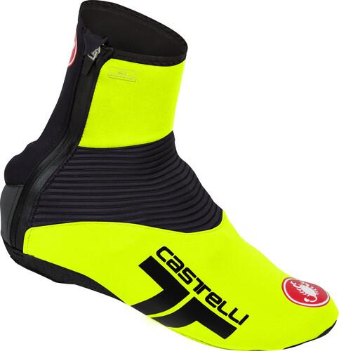 Castelli Pioggia 3 Chaussure Noire 36-39 2018 Couvre-chaussures Et Des Jambières fVend
